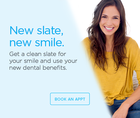 Green Valley Ranch Modern Smiles and Orthodontics - New Year, New Dental Benefits