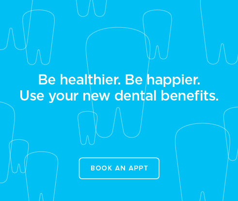 Be Heathier, Be Happier. Use your new dental benefits. - Green Valley Ranch Modern Smiles and Orthodontics