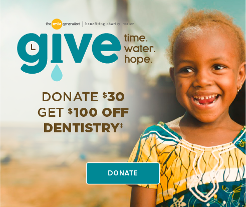 Donate $30, Get $100 Off Dentistry - Green Valley Ranch Modern Smiles and Orthodontics